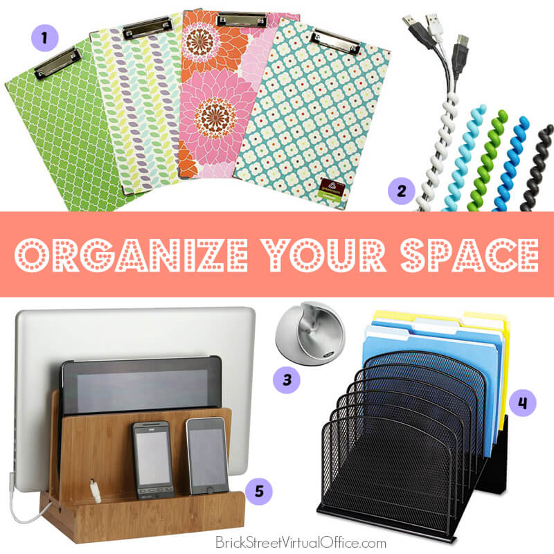 Organize Your Space