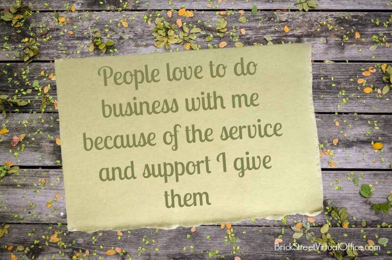 Affirmation-Service-Support