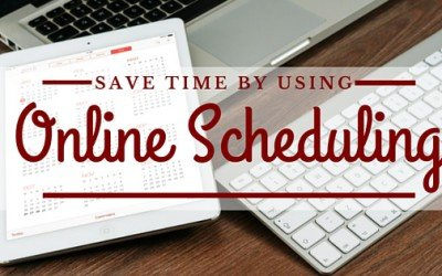 Save Time by Using Online Scheduling