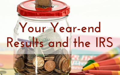 Your Year-end Results and the IRS