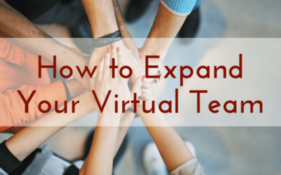 How to Expand Your Virtual Team
