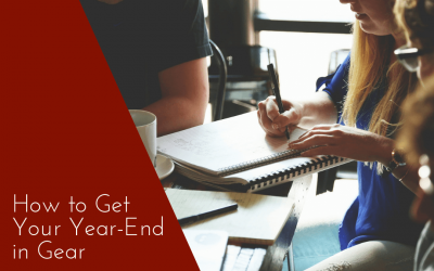 How to Get Your Year-End in Gear